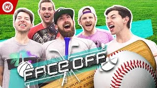 Download Dude Perfect Home Run Derby | FACE OFF Video