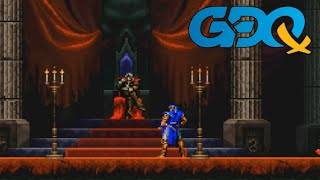 Download Castlevania: Symphony of the Night Blindfolded by romscout in 1:23:55 - GDQx2018 Video