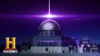 Download Ancient Aliens: Is Temple Mount a Gateway to Heaven? | History Video