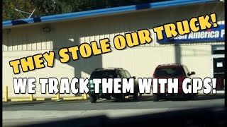 Download Vehicle Stolen. Tracked By the Owners With GPS. Video
