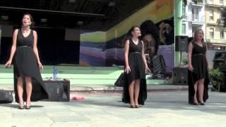 Download 3 août 2013 Un Alléluia à trois voix. Video