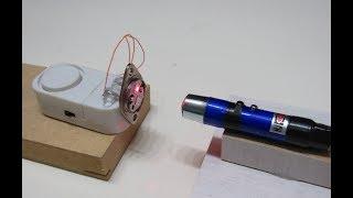 Download Feira de Ciências - Projetos com Laser - Alarme a Laser Caseiro Video
