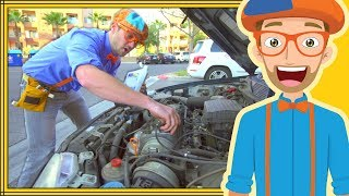 Download Blippi the Handyman | Videos for Kids – Fixing things with Tools Video