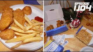 Download HAVING FISH AND FRIES YUM!! - December 23,2016 (Day 1,104) Video