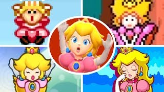 Download Evolution of Peach Deaths and Game Over Screens (1988-2018) Video