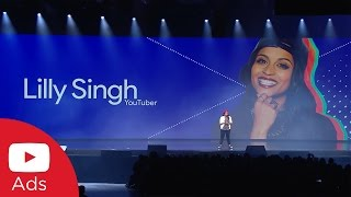 Download YouTube Brandcast 2016: Lilly Singh, Creator | YouTube Advertisers Video