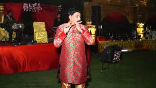 Download Sanam re new romantic song on flute by Sunil Sharma Indore +919827069747 in wedding show Video