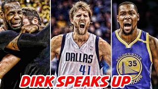 Download Dirk Nowitzki on Kevin Durant! Markelle Fultz says he belongs in Boston! | NBA News & Highlights Video