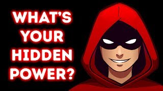 Download What's Your Hidden Power? A True Simple Personality Test Video