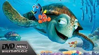 Download Finding Nemo (2003, 2013) DvD Menu Walkthrough Video