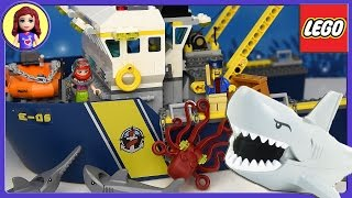 Download LEGO City Deep Sea Exploration Vessel Set Build Review Silly Play - Kids Toys Video