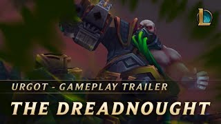 Download Urgot, The Dreadnought | Gameplay Trailer - League of Legends Video
