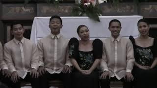 Download Ang Puso Ko'y Nagpupuri - Philippine Madrigal Singers Video