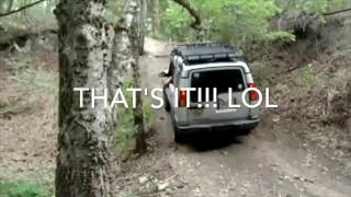 Download 3 JEEPS with 35'' tires VS MY DISCOVERY 2 stock, The movie! Video