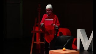 Download If you want to paint a chair you have to become one | Heidi Trautmann | TEDxMETUNCC Video