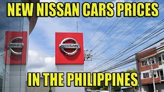 Download New Nissan Car Prices In The Philippines. (2019) Video