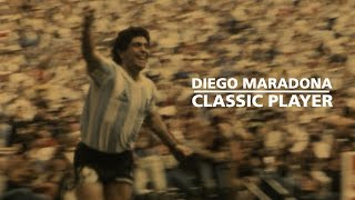 Download #TBT - Diego MARADONA - FIFA Classic Player Video