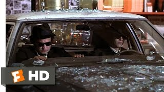 Download The Blues Brothers (1980) - Mall Chase Scene (2/9) | Movieclips Video