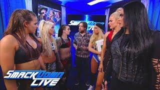 Download Daniel Bryan adds a stipulation to Charlotte Flair vs. Natalya: SmackDown LIVE, Dec. 5, 2017 Video