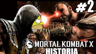 Download MORTAL KOMBAT X - Modo Historia Parte 2 Video