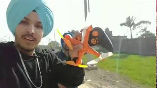Download DRONE TESTING | SUNDAY SHOOOT | VLOG | BIR RAMGARHIA Video