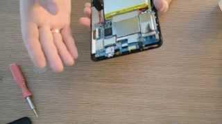 Download Ремонт на кухне. Замена сенсора на планшете Oysters T72 3G. Video