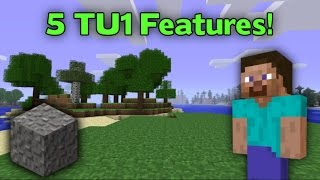 Download Minecraft - 5 Things You Didn't Know About TU1 Video