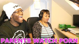Download Parents Watch Porn For The First Time Video