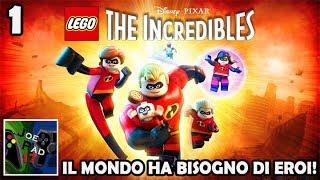 Download IL MONDO HA BISOGNO DI EROI! - LEGO GLI INCREDIBILI | EP.1 ►PS4◄ Video