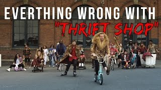 Download Everything Wrong With Macklemore & Ryan Lewis - ″Thrift Shop″ Video