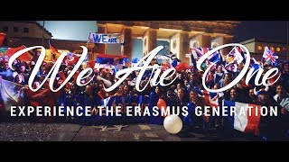 Download We Are One - Experience the Erasmus Generation Video