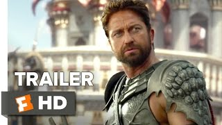 Download Gods of Egypt Official Trailer #1 (2016) - Gerard Butler, Brenton Thwaites Movie HD Video