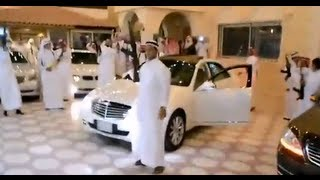 Download Arab Wedding Celebration with Guns Video