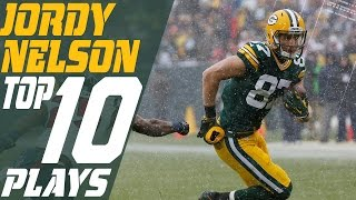Download Jordy Nelson's Top 10 Plays of the 2016 Season | Green Bay Packers | NFL Highlights Video