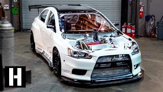 Download World Challenge Evo Racecar Gone Wild! 680hp, Widebody, and Track Ready Video
