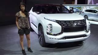 Download Mitsubishi GT-PHEV Concept - Paris Motor Show 2016 Video