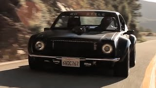 Download The Cobra-Blown, Lexus V8 Swapped ″No Style″ '75 Corolla Video