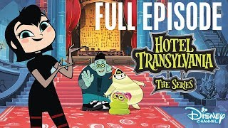 Download Enter the Nose Picker/Hide & Shriek | Full Episode | Hotel Transylvania: The Series | Disney Channel Video