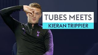 Download Who is the greatest defender in the Premier League? | Tubes Meets Kieran Trippier Video