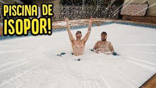 Download ENCHI MINHA PISCINA DE ISOPOR !! ( INCRÍVEL ) [ REZENDE EVIL ] Video