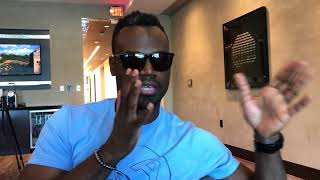 Download Uriah Hall opens up about his near-death experience cutting weight for UFC Fight Night | ESPN Video