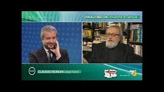 Download Claudio Borghi e Paolo Becchi a ″Omnibus″ su La7 - 19/12/2016 Video