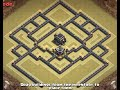 Download Clash of Clans: AMAZING TH9 Push/Trophy/ Clan War Base with Centralized Clan Castle Video