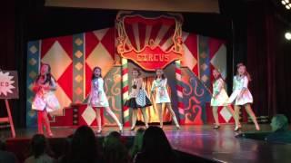 Download Circus Falla Reino de Valencia Ciscar Final Playbacks JCF 2016 Video