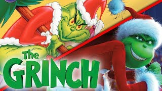 Download 'The Grinch' Animation Comparison: Then and Now (1966 VS. 2018) Video
