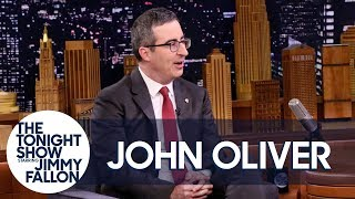 Download John Oliver Worked the Phones at a Place that Sold Stolen Goods Video