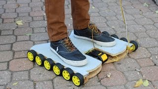 Download How to Make a Simple Homemade Hoverboard Video