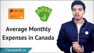 Download Average Monthly Expense in Canada | What is the Cost of Living during Student Life? Video