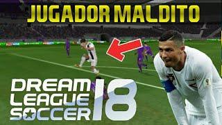Download EL JUGADOR MALDITO EN DREAM LEAGUE SOCCER 18 | CREEPYPASTAS DLS18 #1 Video