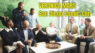 Download The Cast of Veronica Mars Talk the Revival at San Diego Comic-Con | TV Insider Video